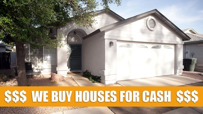 Who pays cash for houses Las Sendas AZ