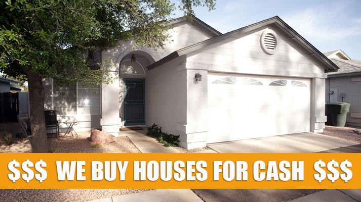 Who pays cash for houses Sun City West AZ